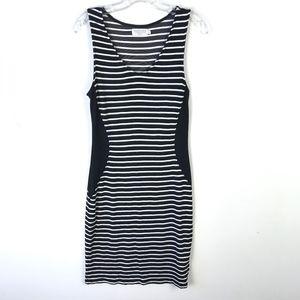 Velvet Graham & Spencer Tank Dress Striped #1102